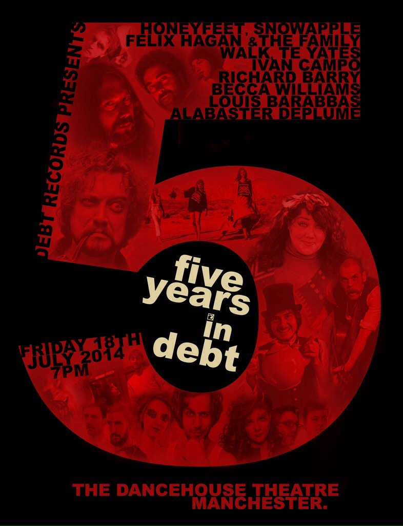 Poster for Five Years In Debt