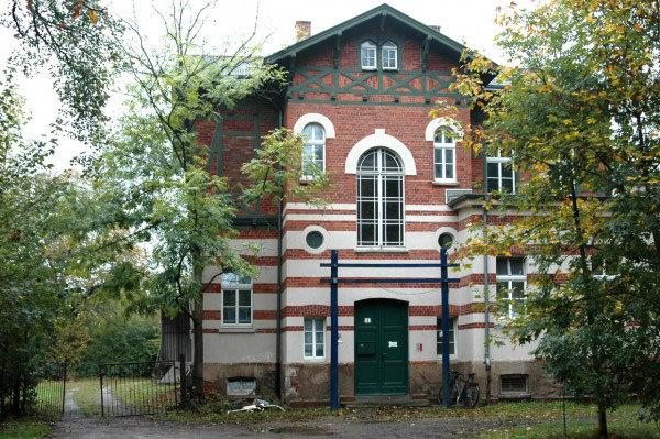 Villa Hasenholz in Leipzig