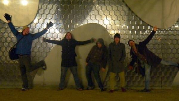 The Bedlam Six in Bruges