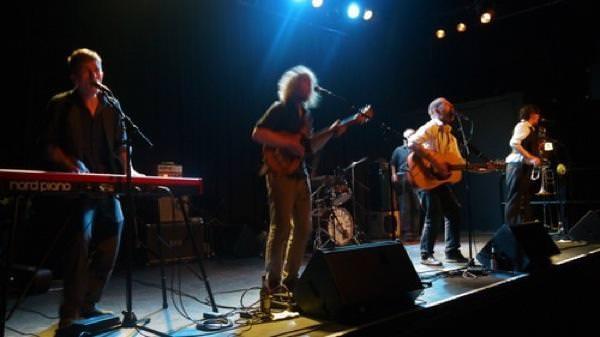 The Bedlam Six performing in Frankfurt