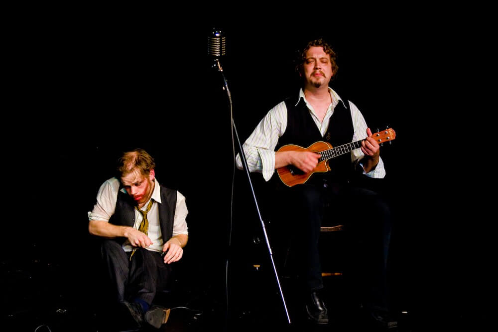Edinburgh Fringe 2008